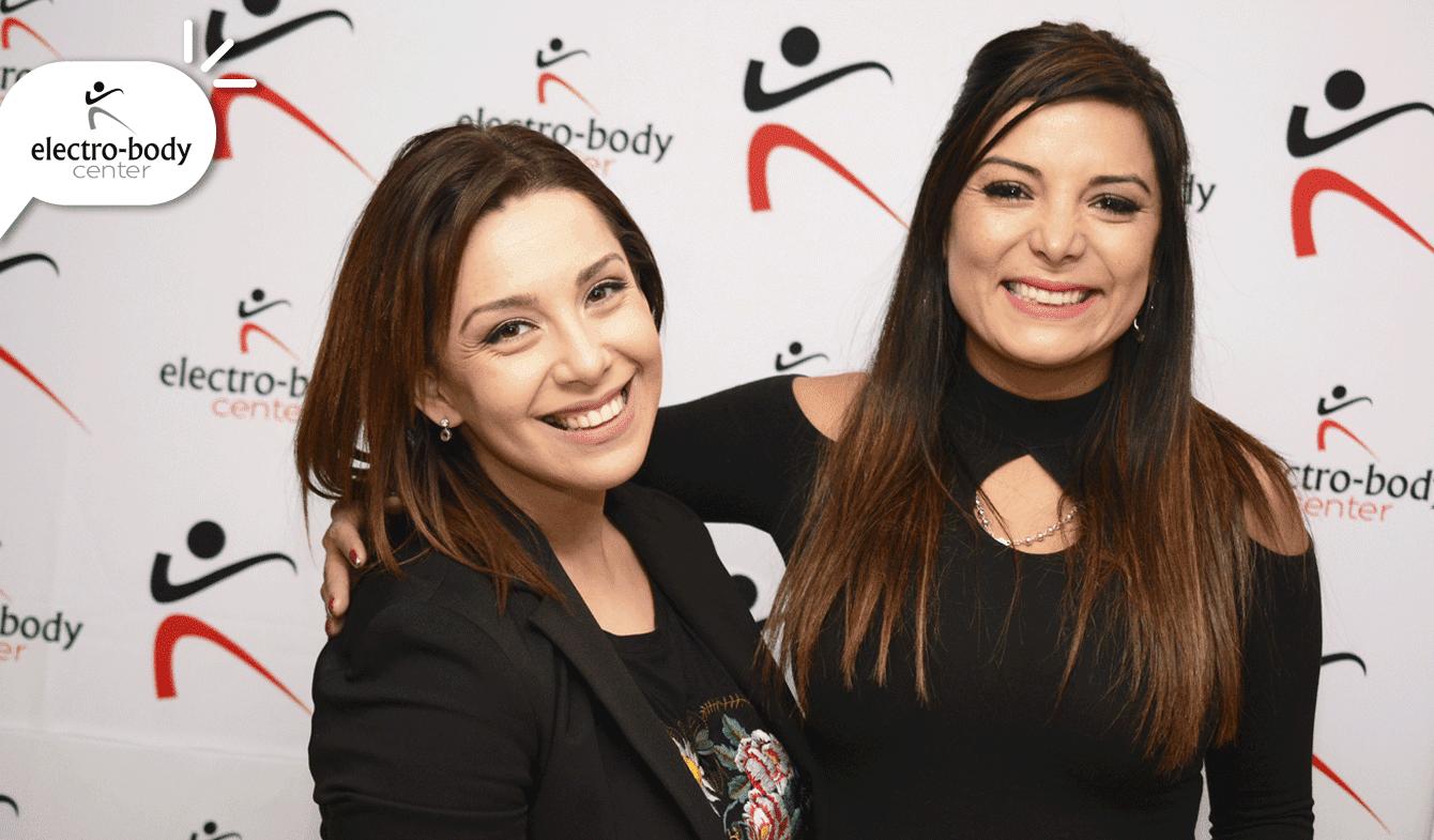Mariela Sotomayor y Mariela Montero